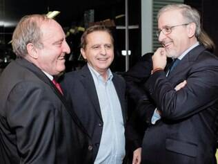 Mais Itália: Gino Cucchiari, Vittorio Medioli e Vilmar Fistarol
