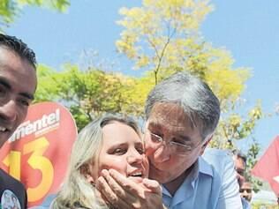 Votação. Fernando Pimentel diz que sua campanha conquista votos dos indecisos