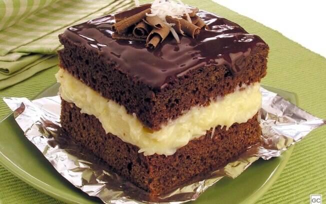 Receitas de bolos doces para comemorar o Dia Nacional do Bolo