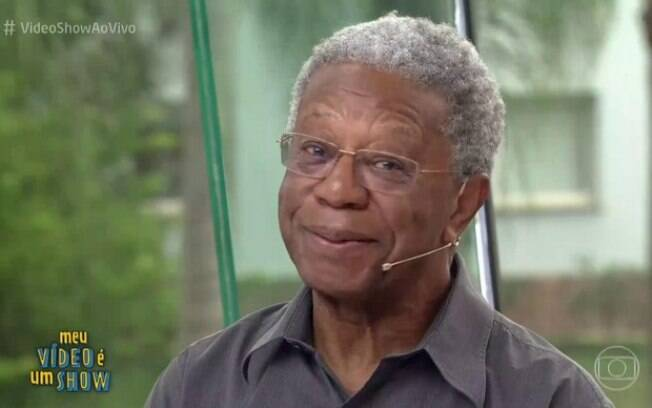 Milton Nascimento participa do quadro 'Meu Vídeo é um Show, no Vídeo Show