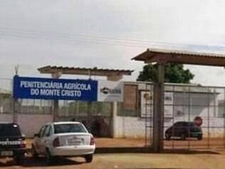 Penitenciária Agrícola do Monte Cristo é a maior de Roraima