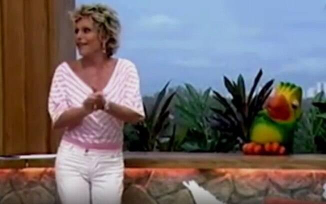 Alguém se lembra de Ana Maria dançando