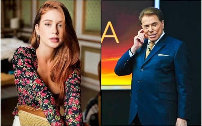 Marina Ruy Barbosa não poderá participar de Troféu Imprensa, ela gostaria de conhecer Silvio Santos pessoalmente