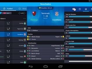 365scores traz informações sobre futebol e outros esportes. Grátis para iPhone e Android