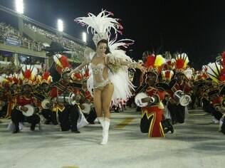 Carnaval 2013 foi filmado com resolução Ultra HD pela TV Globo em uma parceria com a emissora japonesa NHK