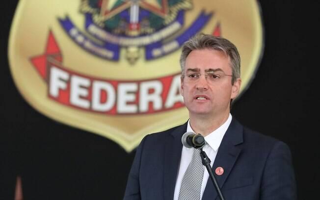 Diretor-geral da Polícia Federal (PF), Rolando Alexandre de Souza
