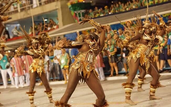 Com enredo sobre Maria Bethânia, a Mangueira venceu o carnaval do Rio de Janeiro