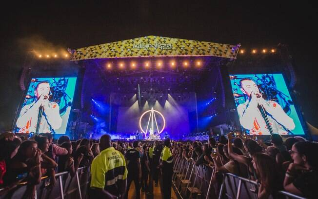 Sam Smith faz show emocionante no Lollapalooza 2019