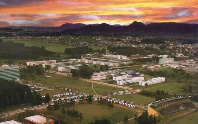 RANKING CWUR - Posição no País: 12ª) Universidade Federal de Santa Maria (UFSM). Foto: Divulgação