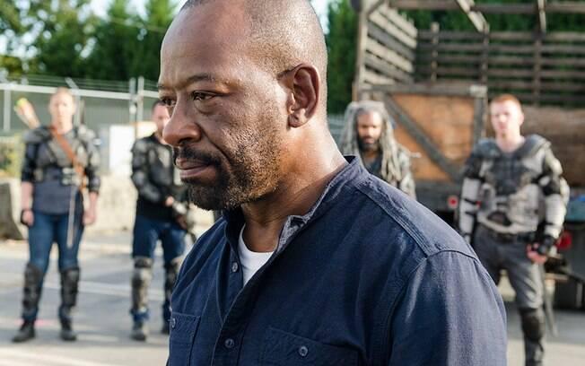"Destino de Morgan é incerto em ""The Walking Dead"""