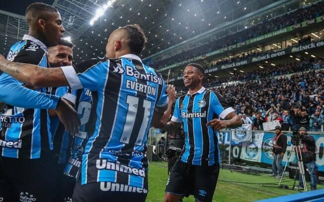 Grêmio chegou nas últimas três semifinais de Libertadores