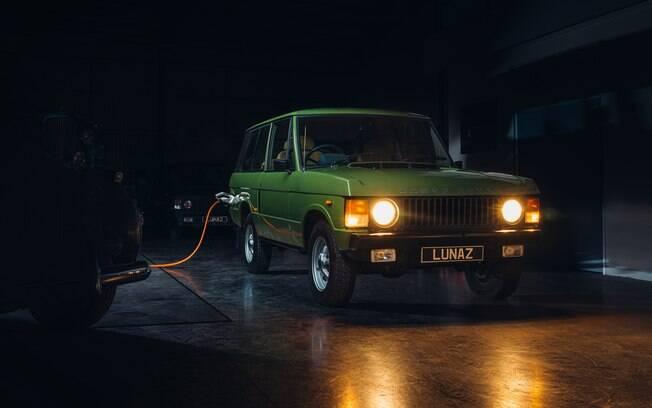 Britânica Lunaz vai restaurar e converter em elétrico 50 unidades do Range Rover de 1ª geração