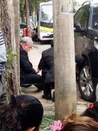 Dom Orani chegou a sair do carro durante o tiroteio para se proteger