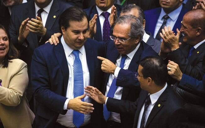 Pacote de reformas econômicas precisará superar resistência do Congresso e correr contra o tempo em 2020