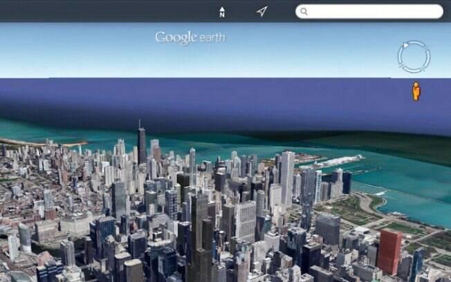 Google Earth ganha recurso de imagens em 360º das ruas em nova versão