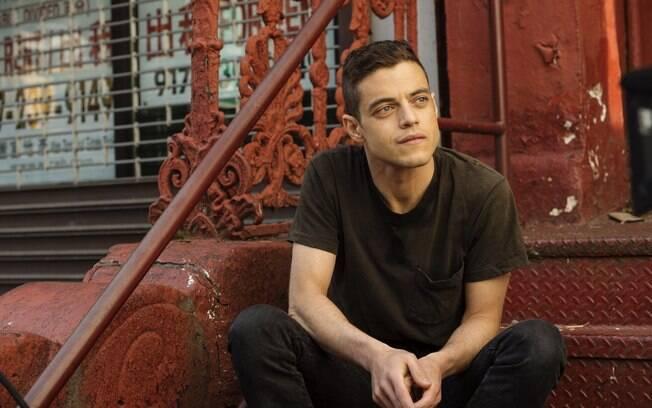 Rami Malek, vencedor do Emmy por