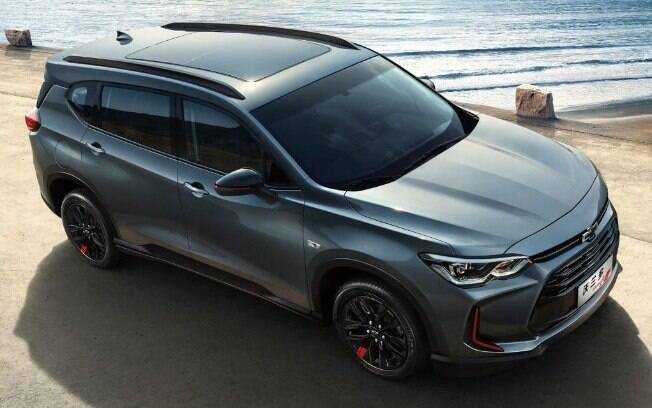 Chevrolet Orlando foi apresentado na China em 2019, antecipando o novo crossover  que deverá ser vendido na América Latina