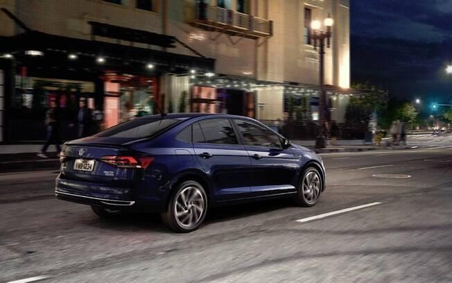 O Virtus GTS será destaque da Volkswagen no Salão do Automóvel, anos após o emblemático Voyage GLS Super