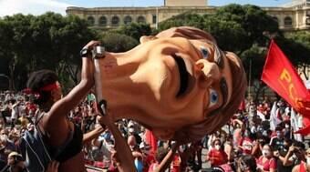 Mais de 300 cidades terão atos contra o presidente Jair Bolsonaro