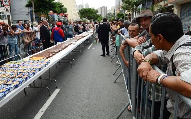 Resultado de imagem para bolo do bixiga 2017