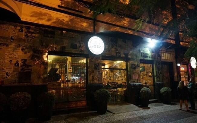 Restaurante paulistano Jazz Restaurante