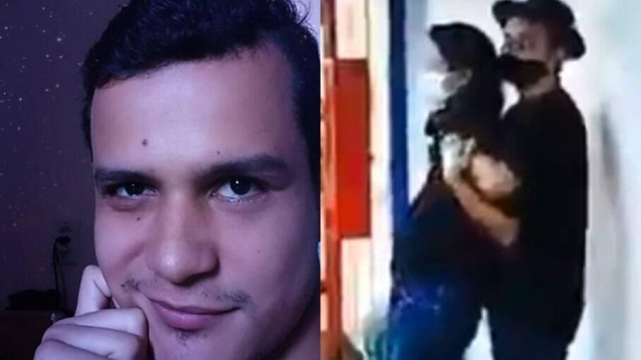 Homem invade a Globo com uma faca e faz jornalista refém