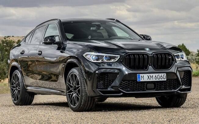 BMW X6M chega à sua nova geração com mais aptidão para entregar diversão ao volante e novas tecnologias