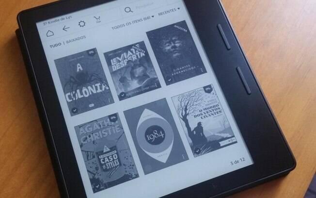 Amazon oferece descontos em seu site para Kindle, e-books e livros em alusão ao Dia Mundial do Livro