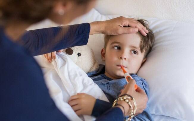 Como cuidar da saúde das crianças no inverno?