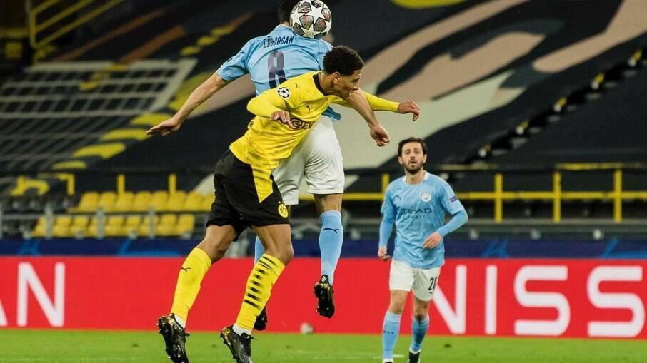 City está classificado para as semifinais da Champions