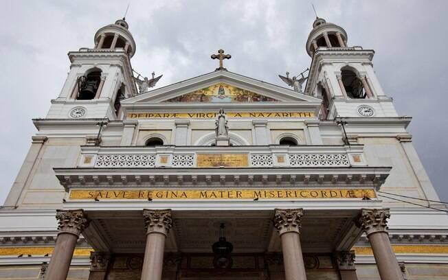 Basília Nossa Senhora de Nazaré, em Belém
