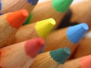 Lápis de cor: itens de papelaria chegam a custar, no atacado, 10% do preço no varejo