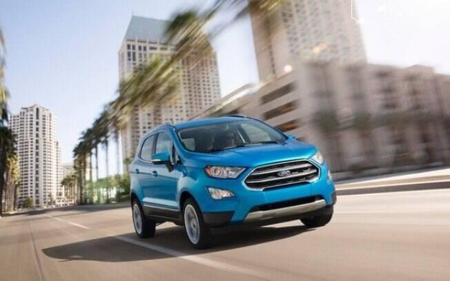 Enfim, o SUV compacto começa a chegar aos EUA com algumas diferenças em relação ao brasileiro