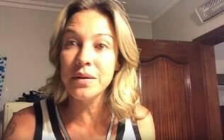 "Luana Piovani desabafa sobre Pedro Scooby: ""quer me ferir"""