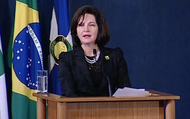 Nova procuradora-geral da República, Raquel Dodge, tomou posse na segunda-feira (18)