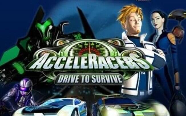 AcceleRacers Hot Wheels: animação mais recente, apareceu depois das miniaturas de Hot Wheels