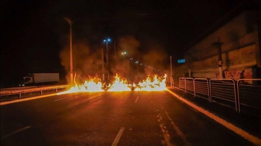São Paulo registra manifestações contra Bolsonaro nesta terça-feira