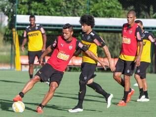 Rafael Carioca apoia decisão de Levir em utilizar titulares às vésperas de estreia na Libertadores