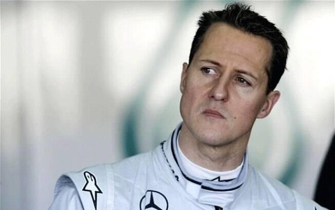 Michael Schumacher sofreu acidente em 2013