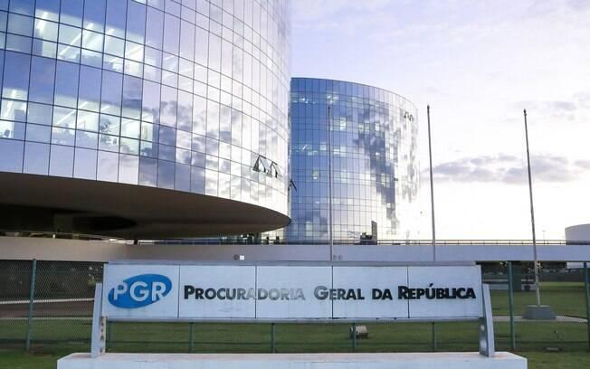 Sede da PGR (Procuradoria-Geral da República): Ministério Público é alvo de