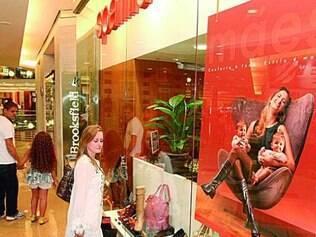 Vendas. Centros de compras apostam na data e sorteiam presentes