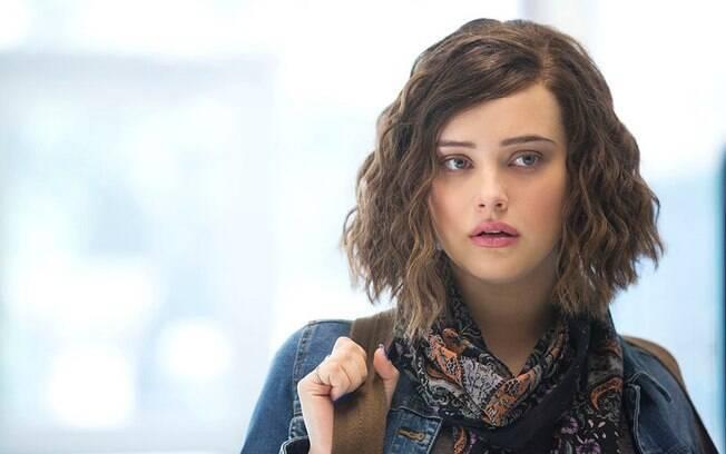 Na nova série da Netflix, 13 Reasons Why, a protagonista comete suicídio em decorrência de um caso de depressão