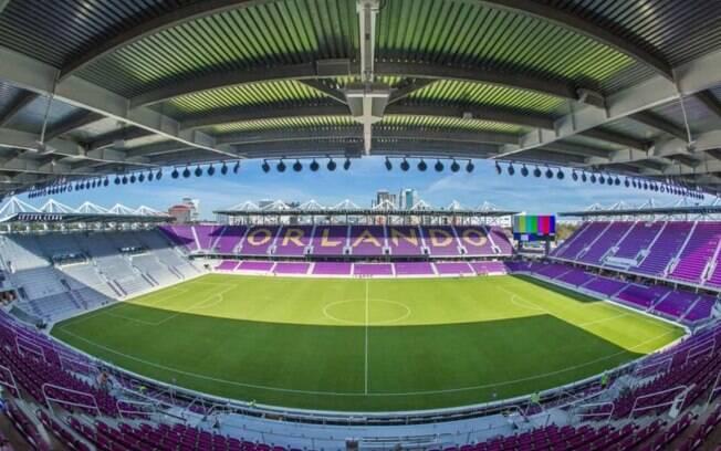 Exploria Stadium receberá dois jogos do Corinthians e dois do Palmeiras