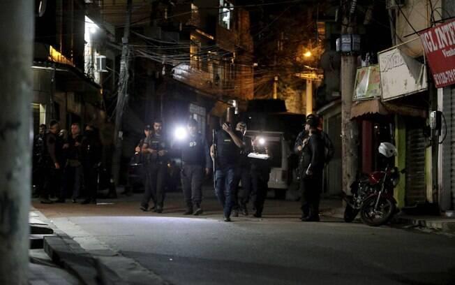 Inicialmente, policiais disseram que não iriam participar da reconstituição