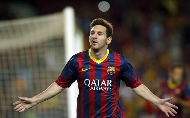 Messi deve cair para 3º no ranking de maiores  salários, com 16 milhões de euros anuais