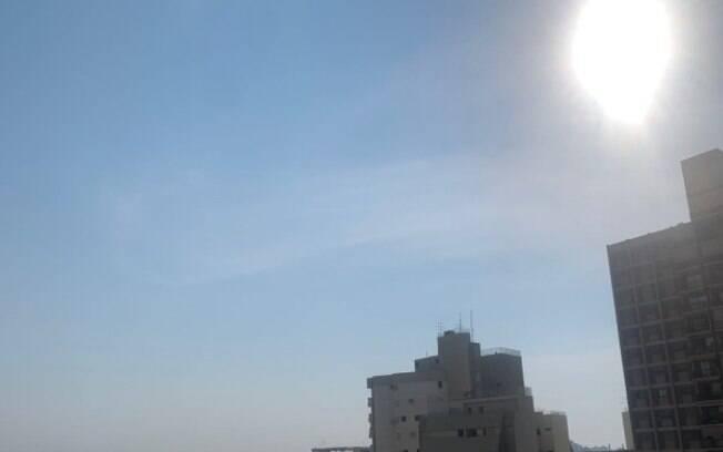 Domingo será de calor e máxima de 34°C em Campinas