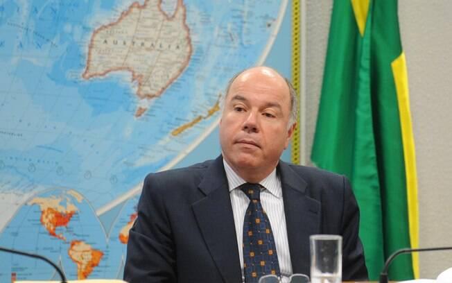 Embaixador Mauro Vieira será o ministro das Relações Exteriores