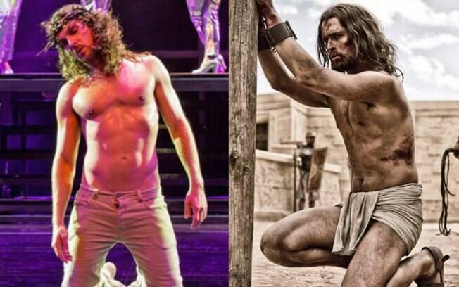 Confira os atores mais sexys que já interpretaram Jesus