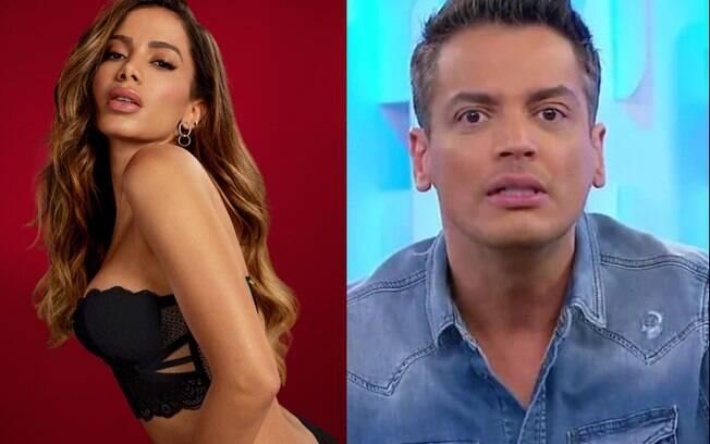 Anitta e Leo Dia