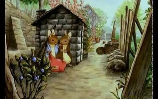 """""""Peter Rabbit E Seus Amigos"""""""